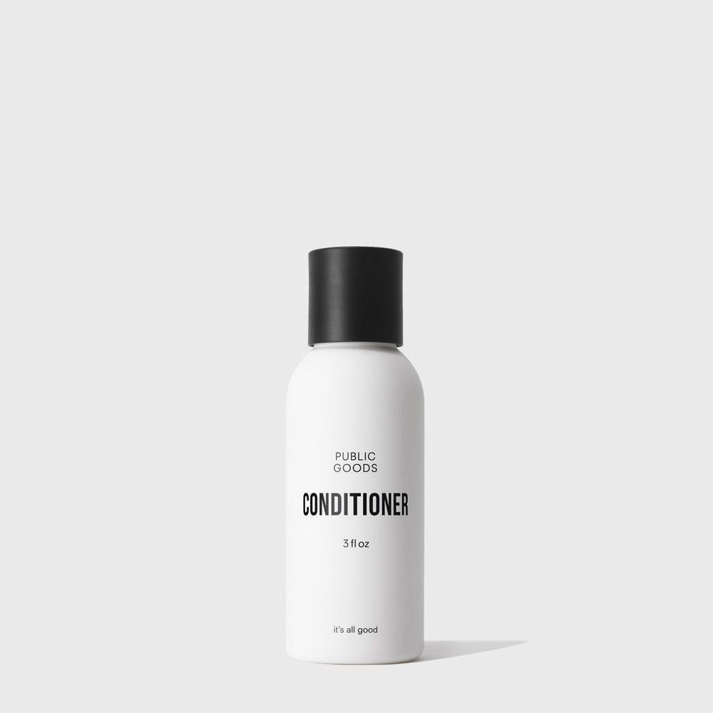travel size conditioner bottle