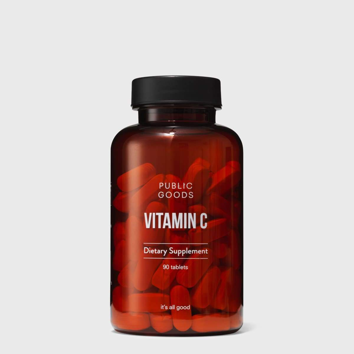 Public Goods Supplement Vitamin C