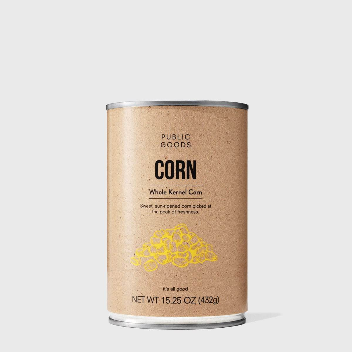 Public Goods Grocery Whole Kernel Corn