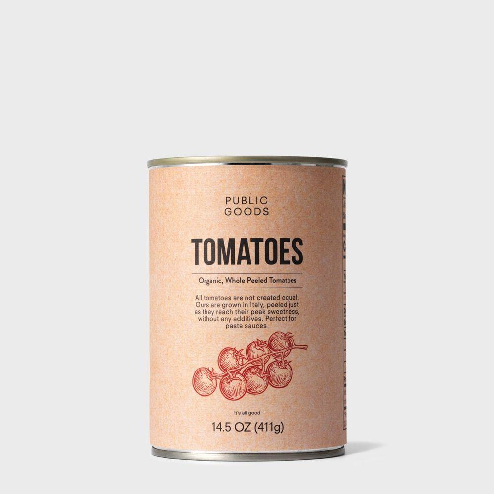 canned whole peeled tomatoes