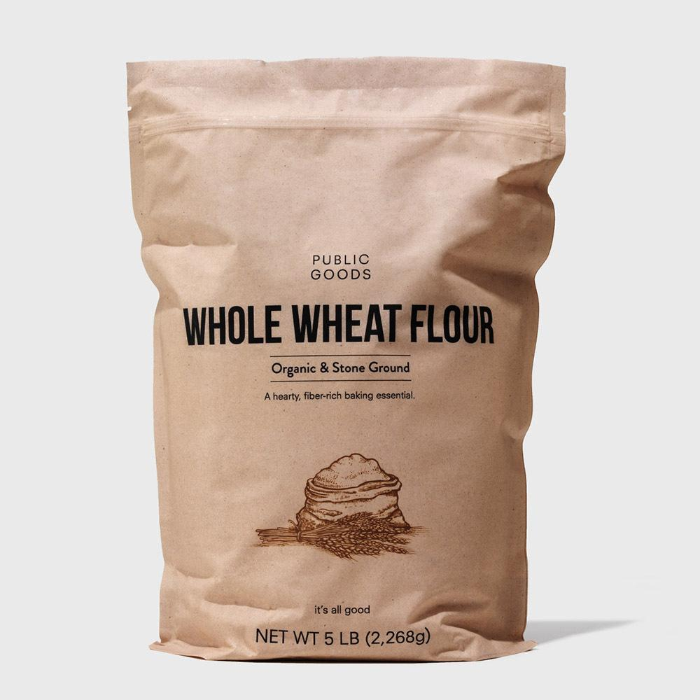 Public Goods Grocery Whole Wheat Flour