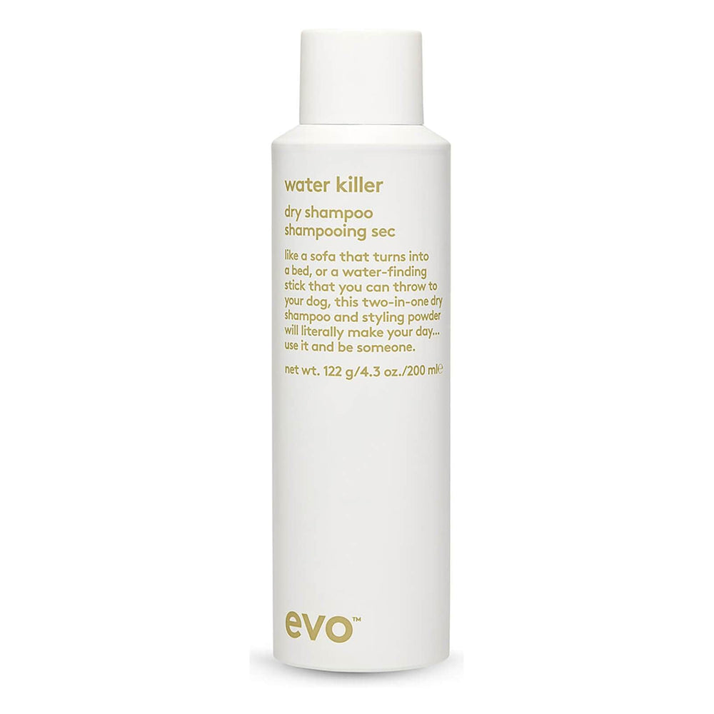 Evo Water Killer Dry Shampoo 200ml - Bohairmia
