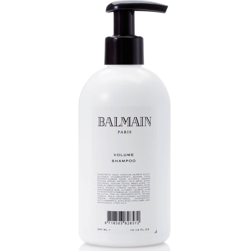 Balmain Volume Hair Shampoo 300ml - Bohairmia