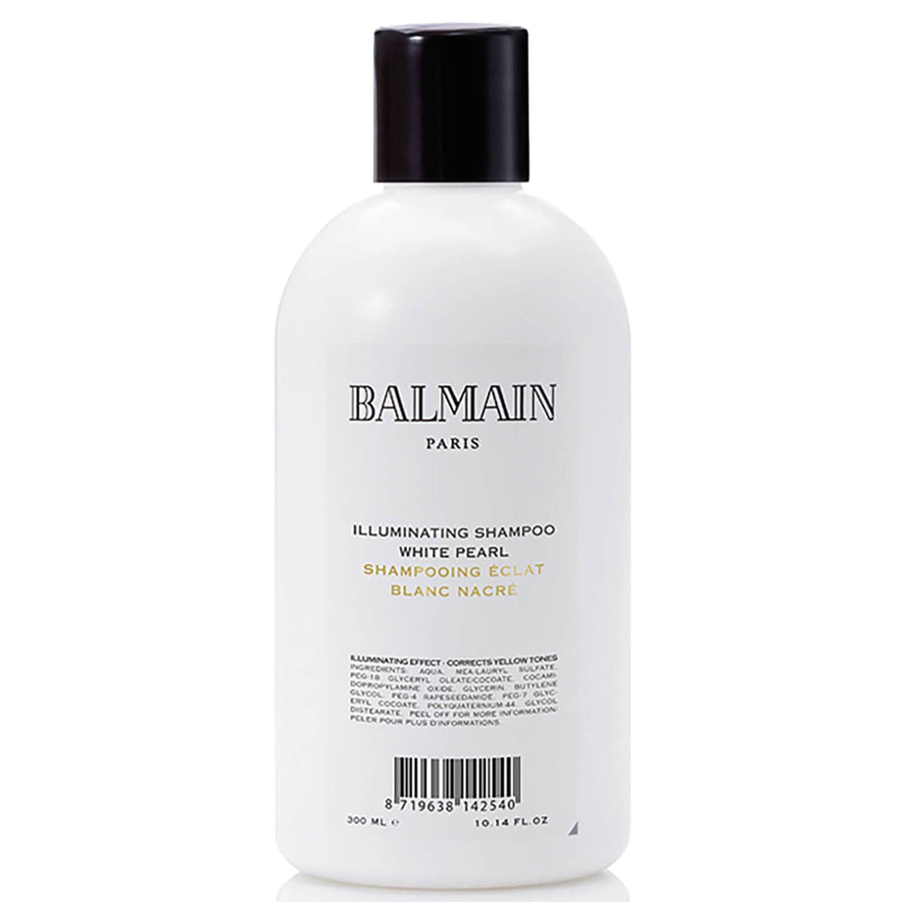 Balmain Illuminating Shampoo (White Pearl) 300ml