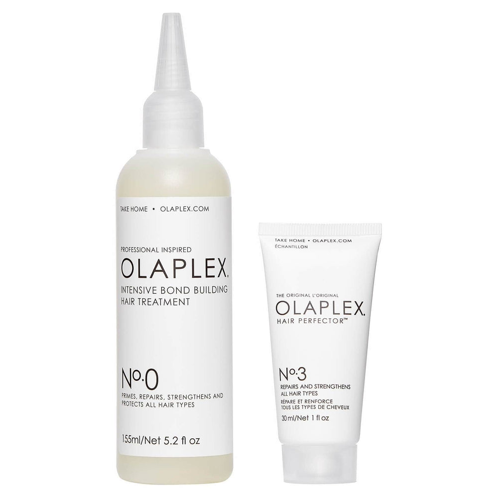 Olaplex No.0 & No.3 Hair Perfector Bond Builder Launch Kit - Bohairmia