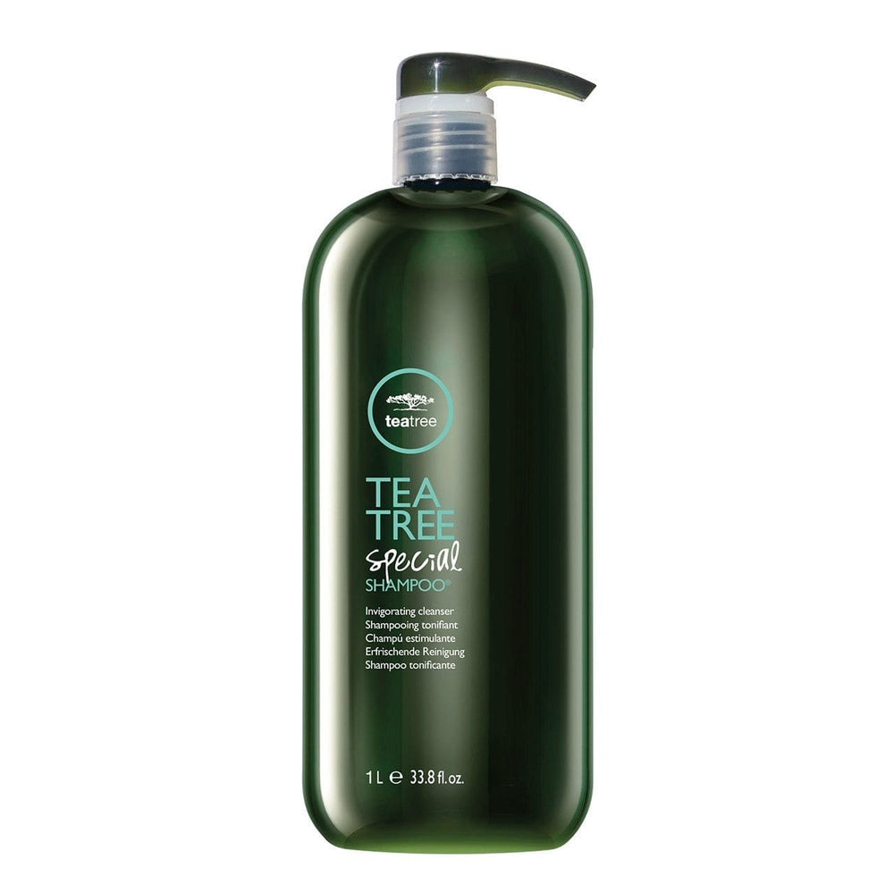 Paul Mitchell Tea Tree Special Shampoo 1000ml with Free Pump