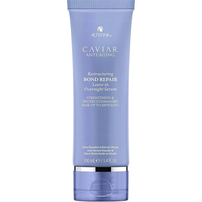Alterna Caviar Bond Repair Leave In Overnight Hair Serum 100ml