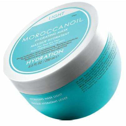 Moroccanoil Treatments - Moroccanoil Hydrating Mask Light