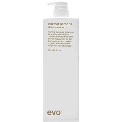 Evo Normal Persons Shampoo 1000ml (with free pump)