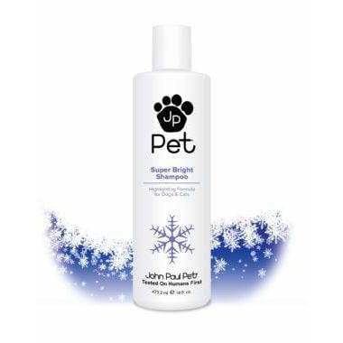 John Paul Pet Super Bright Dog Shampoo 473ml