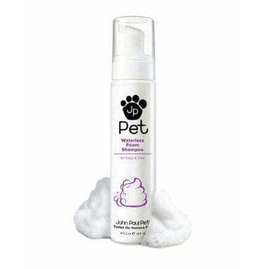 John Paul Pet Waterless Foam Shampoo 250ml