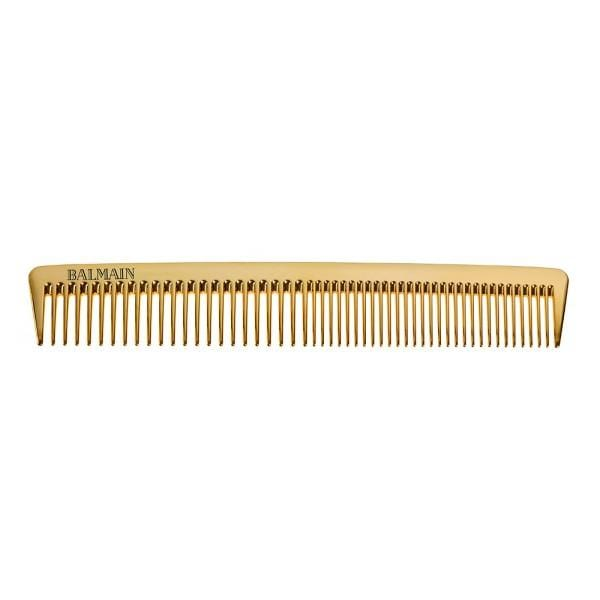 Balmain Golden Cutting Comb - Balmain Gold Combs