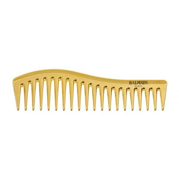 Balmain Golden Styling Comb - Balmain Gold Combs