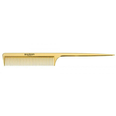 Balmain Golden Tail Comb - Balmain Gold Combs