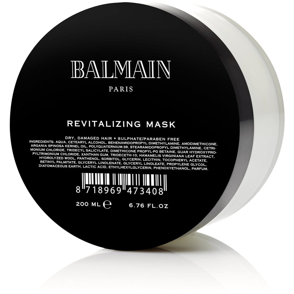Balmain Revitalising Hair Mask 200ml - Bohairmia