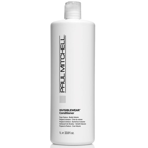 Paul Mitchell Invisible Wear Hair Conditioner 1000ml Salon Size Hair Conditioner by Paul Mitchell