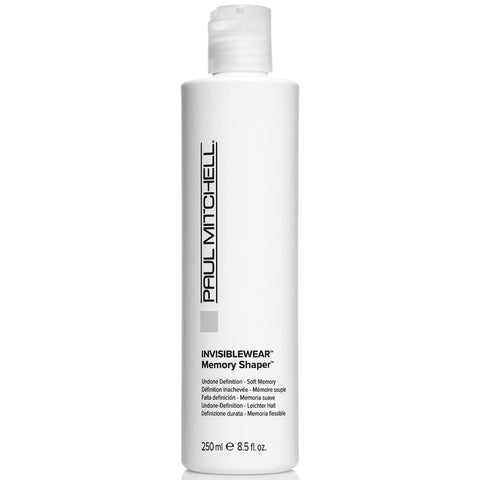 Paul Mitchell Invisible Wear Memory Shaper for festival hair
