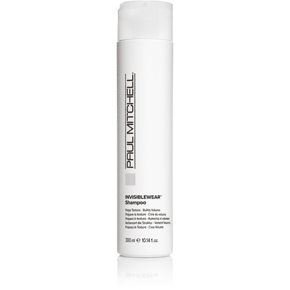 Paul Mitchell Invisible Wear Shampoo 300ml - Bohairmia