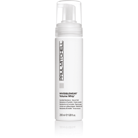 Invisible Wear Volume Whip by Paul Mitchell 200ml