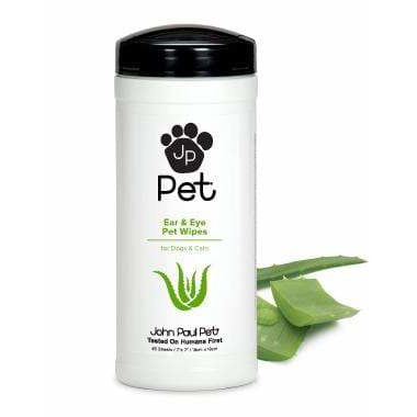 John Paul Pet Ear & Eye Wipes (45 Sheets)