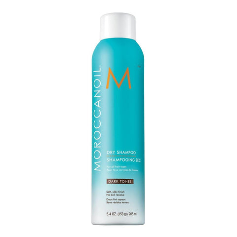 Moroccan Oil Dry Shampoo Dark Tone 205ml