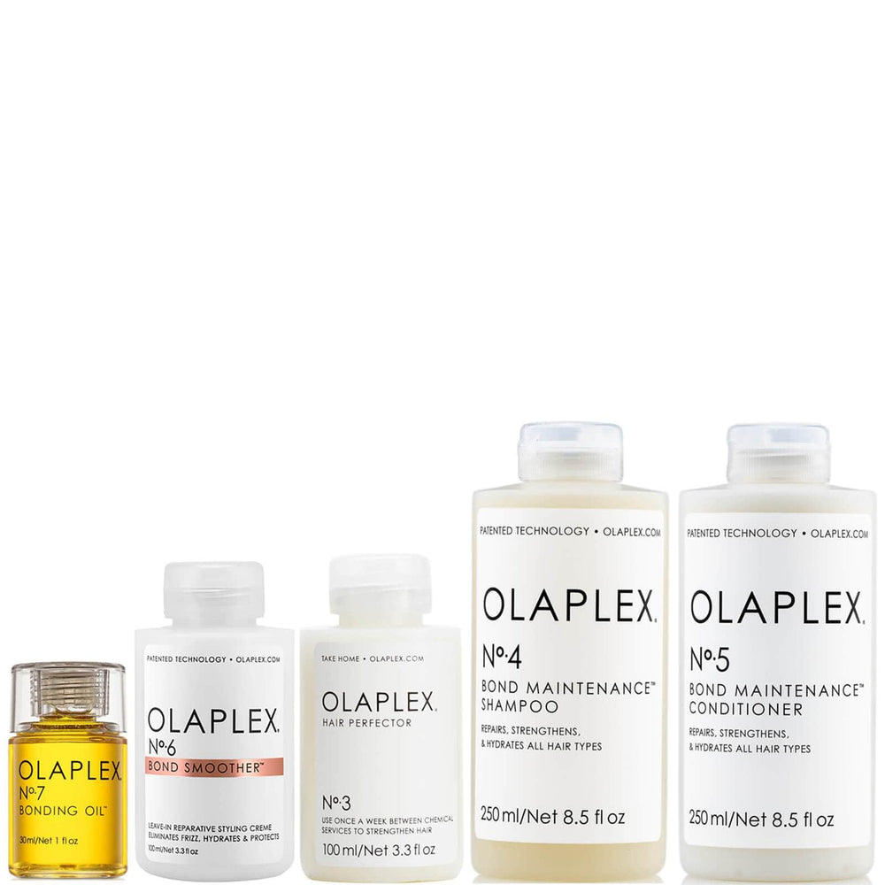Olaplex No. 3, 4, 5, 6 & 7 Bundle