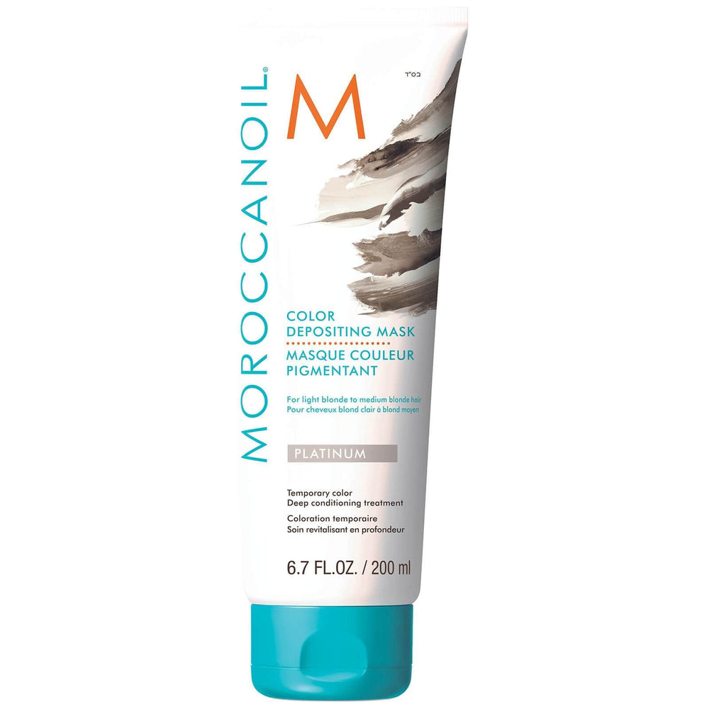 Platinum Color Mask by Moroccan Oil