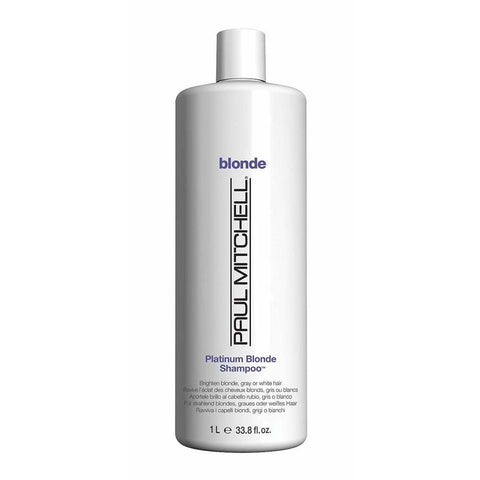 Paul Mitchell Platinum Blonde Shampoo 1000ml