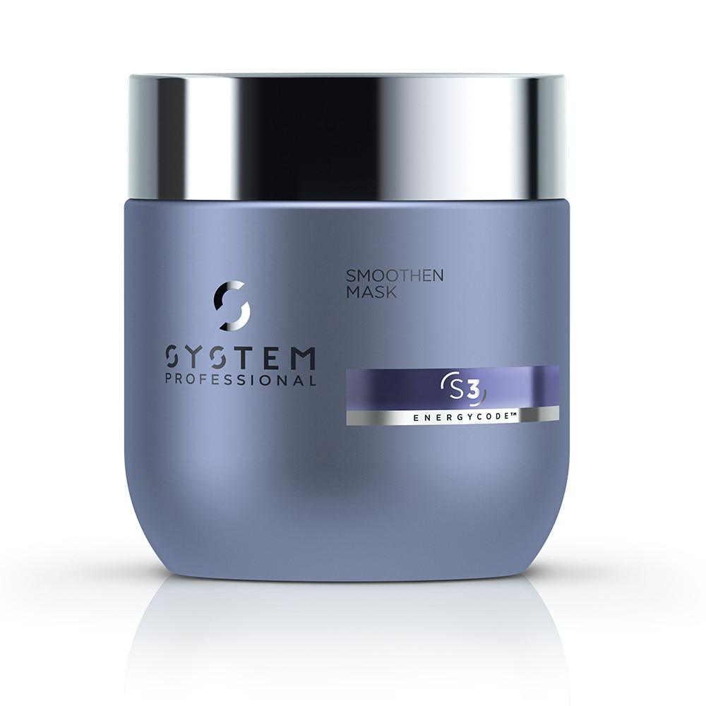 System Professional Smoothen Mask S3 400ml - Bohairmia