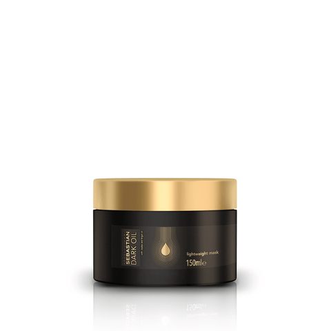 Dark Oil Hair Treatment by Sebastian Dark Oil Lightweight Hair Mask