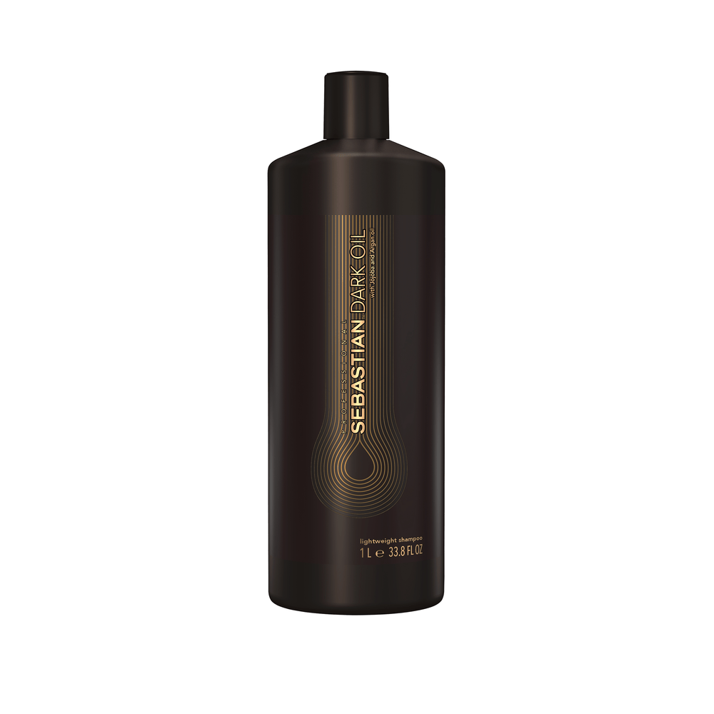 Sebastian Dark Oil Shampoo by Sebastian 1000ml Shampoo