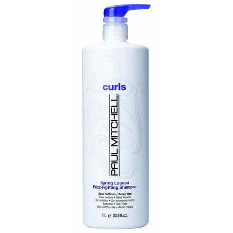Paul Mitchell Spring Loaded Frizz Fighting Shampoo 1000ml