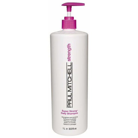Paul Mitchell Super Strong Daily Shampoo Strengthens & Protects 1000ml