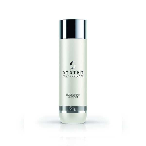 System Professional Silver Shampoo X1s 250ml