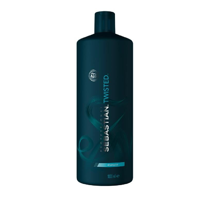 Sebastian Twisted Curl Shampoo 1000ml - Bohairmia