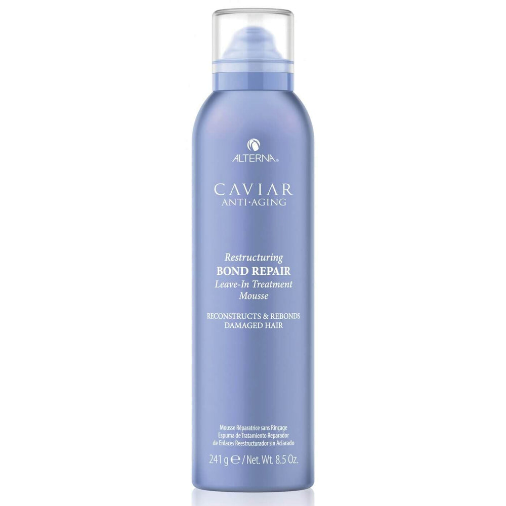 Alterna Caviar Bond Repair Leave In Treatment Mousse 241g - Bohairmia
