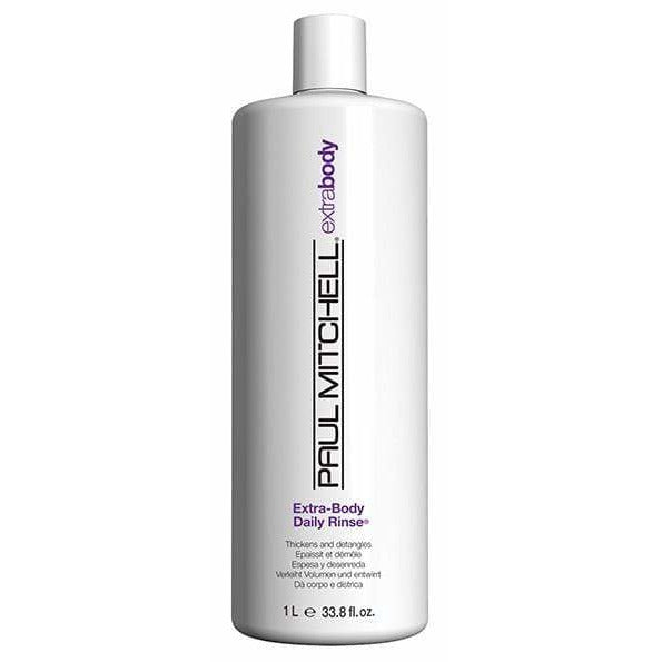 Paul Mitchell Extra Body Daily Rinse Thickens & Detangles 1000ml