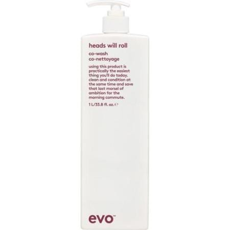 Evo Heads Will Roll 1000ml co-wash (with Free Pump)