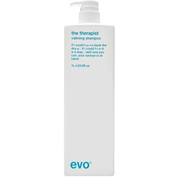 Evo The Therapist Calming Shampoo 1L - Bohairmia