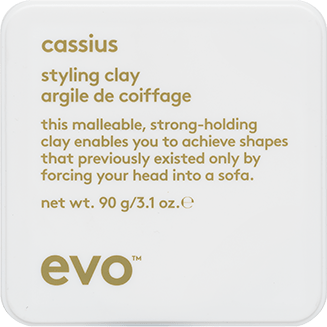 Evo Cassius Cushy Styling Clay Mud 90gm