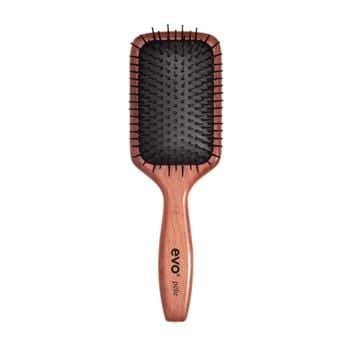 Evo  'We All Know Pete' Ionic Paddle Brush - Bohairmia