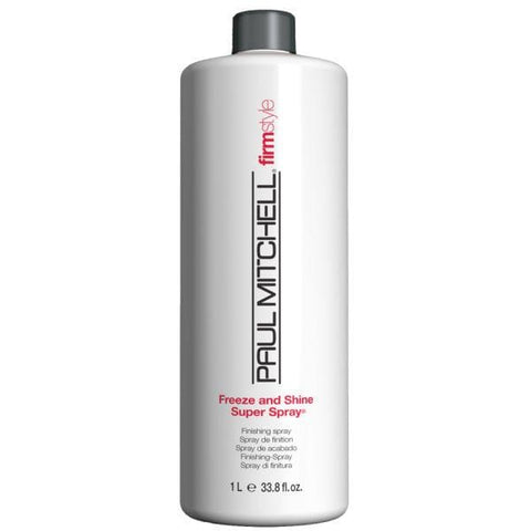 Paul Mitchell Freeze and Shine Super Spray 1000ml