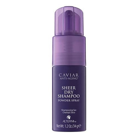 Alterna Caviar Sheer Dry Shampoo Powder Spray 1.2oz