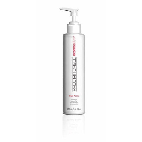 Paul Mitchell Fast Form Cream Gel 200ml