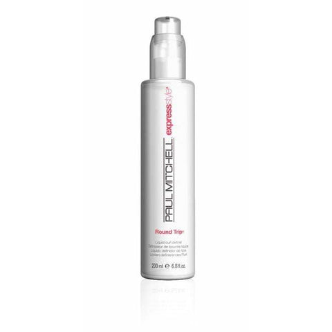 Paul Mitchell Flexible Style Round Trip Curl Defining product for curly and frizzy hair 200ml size