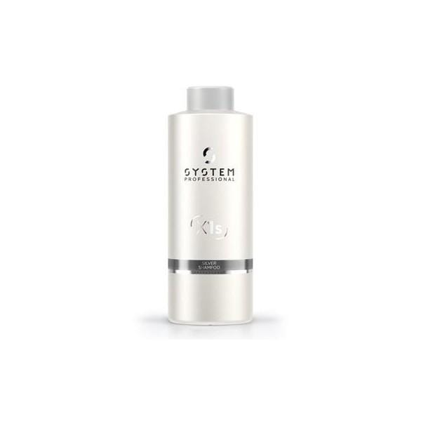 System Professional Silver Shampoo X1s 1000ml