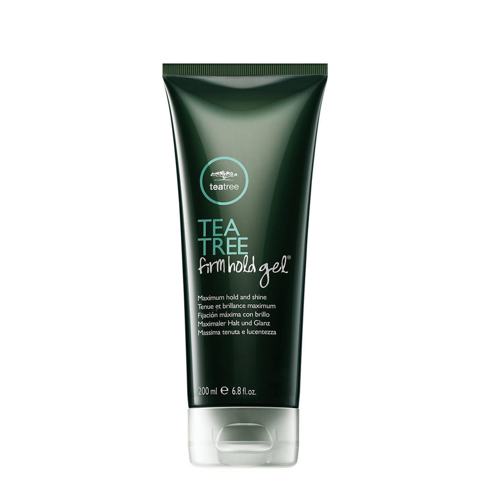 Tea Tree Firm Hold Gel 200ml - Bohairmia