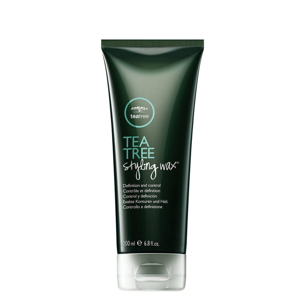 Tea Tree Styling Wax 200ml - Bohairmia