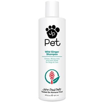 John Paul Pet Wild Ginger Dog Shampoo 473ml