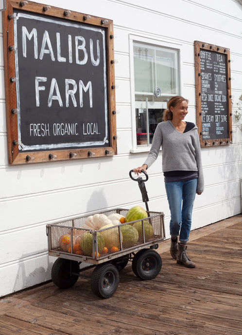 Helene Henderson: Owner of @Malibufarm